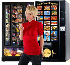 Food Vending Machines Calgary
